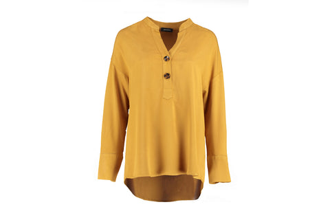 Pomodoro - Mustard Button Top