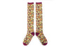 Powder - Acorn Knee High Socks
