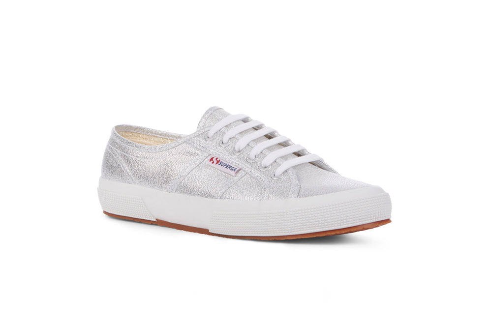 Superga - 2750 Lamew Silver Grey