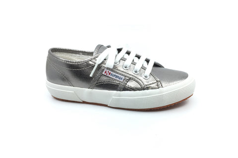 Superga - 2750 Cotmetu Metallic Grey