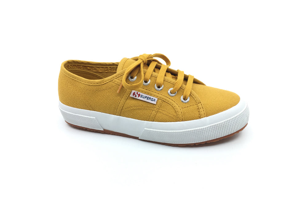 Superga - 2750 Cotu Classic Golden Yellow