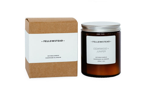 Fellowstead - Cedarwood + Juniper