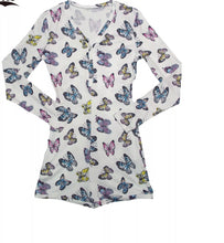 Load image into Gallery viewer, Long Sleeve Butterfly w/mask
