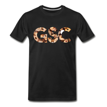 Load image into Gallery viewer, Men's Premium Organic Girl Scout Cookies T-Shirt - black