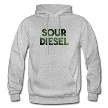 Load image into Gallery viewer, Men's Sour Diesel Hoodie - heather gray