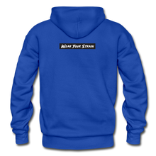 Load image into Gallery viewer, Men's Sour Diesel Hoodie - royal blue