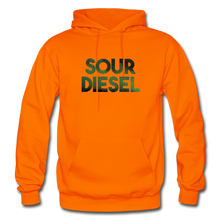 Load image into Gallery viewer, Men's Sour Diesel Hoodie - orange