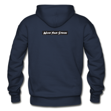 Load image into Gallery viewer, Men's Sour Diesel Hoodie - navy