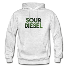 Load image into Gallery viewer, Men's Sour Diesel Hoodie - light heather gray