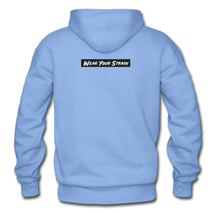 Men's Sour Diesel Hoodie - carolina blue