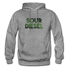 Load image into Gallery viewer, Men's Sour Diesel Hoodie - graphite heather