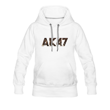 Load image into Gallery viewer, Women's AK47 Hoodie - white