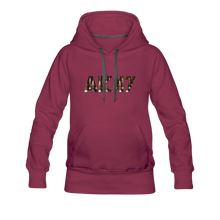 Load image into Gallery viewer, Women's AK47 Hoodie - burgundy