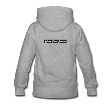 Load image into Gallery viewer, Women's AK47 Hoodie - heather gray