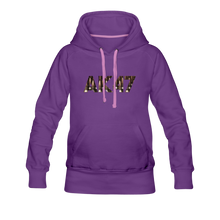 Load image into Gallery viewer, Women's AK47 Hoodie - purple