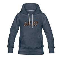 Load image into Gallery viewer, Women's AK47 Hoodie - heather denim