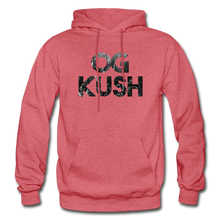 Load image into Gallery viewer, Men's OG Kush Hoodie - heather red
