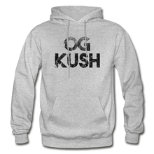 Load image into Gallery viewer, Men's OG Kush Hoodie - heather gray
