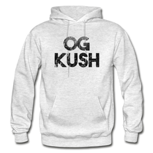 Load image into Gallery viewer, Men's OG Kush Hoodie - light heather gray
