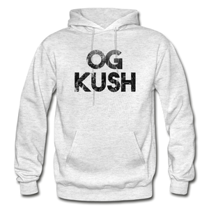 Men's OG Kush Hoodie - light heather gray