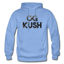 Load image into Gallery viewer, Men's OG Kush Hoodie - carolina blue
