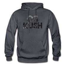 Load image into Gallery viewer, Men's OG Kush Hoodie - charcoal gray