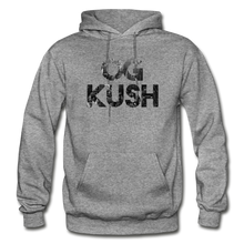 Load image into Gallery viewer, Men's OG Kush Hoodie - graphite heather