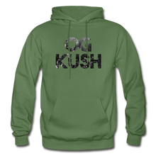 Load image into Gallery viewer, Men's OG Kush Hoodie - military green