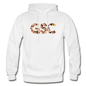 Men's Girl Scout Cookie Hoodie - white