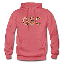 Load image into Gallery viewer, Men's Girl Scout Cookie Hoodie - heather red