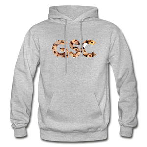 Men's Girl Scout Cookie Hoodie - heather gray