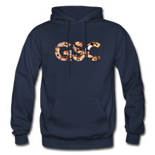 Load image into Gallery viewer, Men's Girl Scout Cookie Hoodie - navy