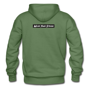 Men's Girl Scout Cookie Hoodie - military green