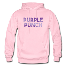 Load image into Gallery viewer, Men's Purple Punch Hoodie - light pink