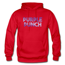 Load image into Gallery viewer, Men's Purple Punch Hoodie - red