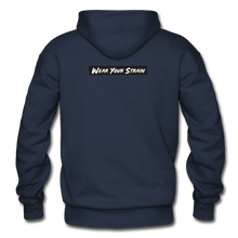 Load image into Gallery viewer, Men's Purple Punch Hoodie - navy