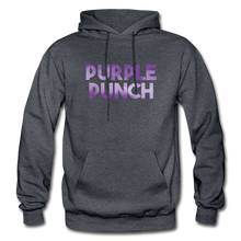 Load image into Gallery viewer, Men's Purple Punch Hoodie - charcoal gray