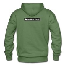 Load image into Gallery viewer, Men's Purple Punch Hoodie - military green
