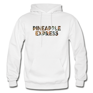Men's Pineapple Express Hoodie - white