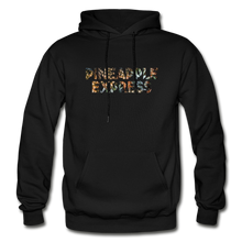 Load image into Gallery viewer, Men's Pineapple Express Hoodie - black