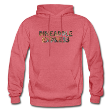 Load image into Gallery viewer, Men's Pineapple Express Hoodie - heather red