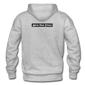 Men's Pineapple Express Hoodie - heather gray
