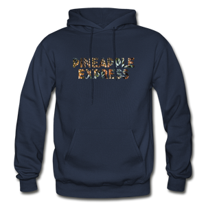 Men's Pineapple Express Hoodie - navy