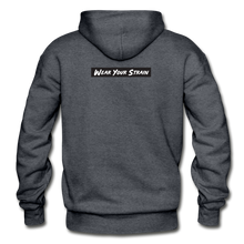 Load image into Gallery viewer, Men's Pineapple Express Hoodie - charcoal gray