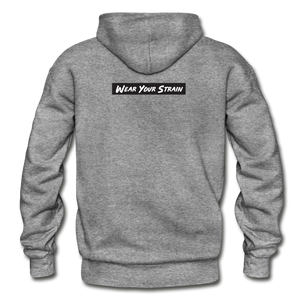 Men's Pineapple Express Hoodie - graphite heather