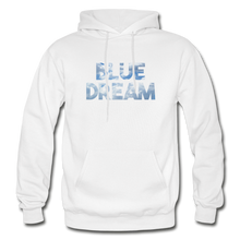 Load image into Gallery viewer, Men's Blue Dream Hoodie - white