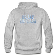 Load image into Gallery viewer, Men's Blue Dream Hoodie - heather gray
