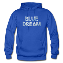 Load image into Gallery viewer, Men's Blue Dream Hoodie - royal blue