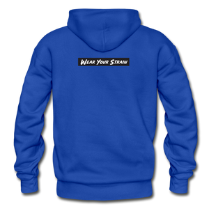 Men's Blue Dream Hoodie - royal blue