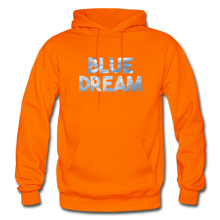 Load image into Gallery viewer, Men's Blue Dream Hoodie - orange
